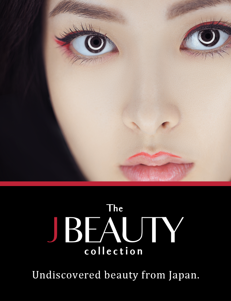 The JBeauty Collection | Undiscovered beauty from Japan.